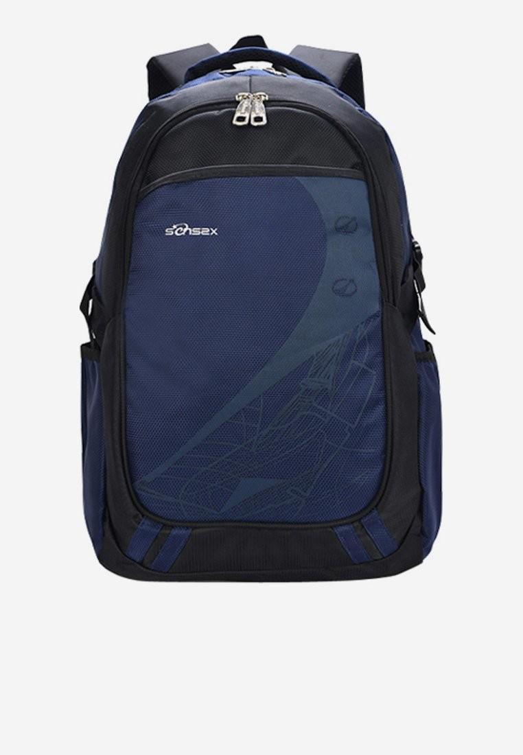 Balo thời trang SenSZX B101 màu xanh navy