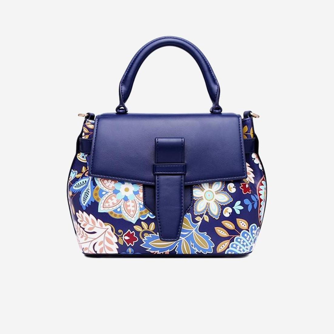 Túi xách nữ Venuco Madrid G01S285 xanh navy