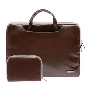 Túi xách da Lisen Macbook 13inch-M253 (Nâu)